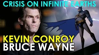 Kevin Conroy to Play Bruce Wayne in Crisis on Infinite Earths