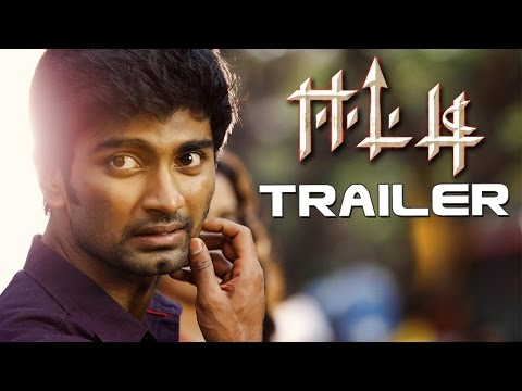 Eetti Movie Official Trailer | Adharvaa, Sri Divya | G. V. Prakash
