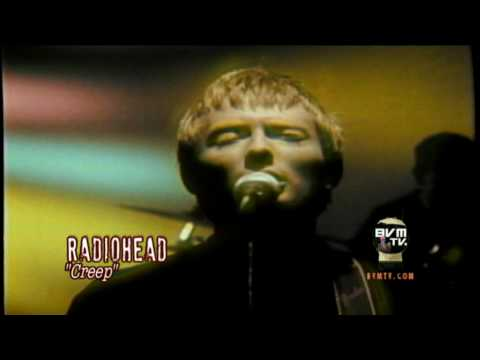 Thumbnail of video Radiohead - Creep