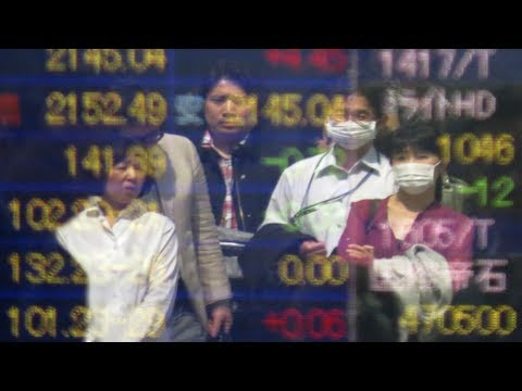 Don't sweat Japan's stock plunge