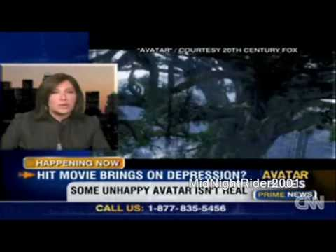 Avatar Film Allegedly Causing Depression