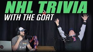 NHL Trivia With Brent AKA THE GOAT