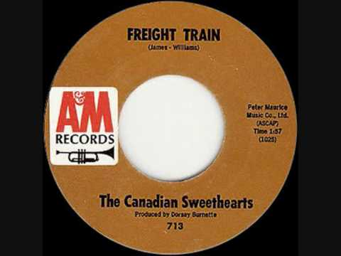 Canadian Sweethearts - Freight Train