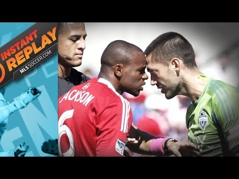 Could Clint Dempsey be suspended for final Seattle Sounders match? | Instant Replay