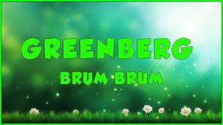 GREENBERG | Brum brum og krumme sangen | Stavox