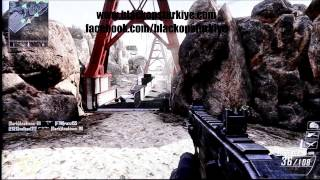 "Black Ops 2 ""Turbine"" TÜRKÇE Multiplayer Team Deathmatch"