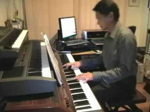 Drowning - Piano