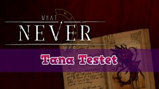 What Never Was ★ Komplett ★ Story-driven Game ★ Tana testet Live | Aloexis