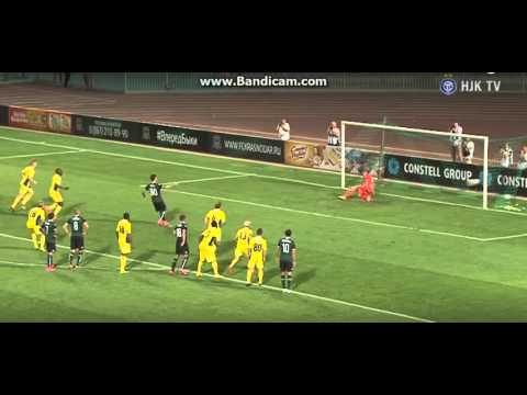 1-0: Juhani Ojala (own goal) 2-0: Pavel Mamaev 2-1: Ousman Jallow 3-1: Fedor Smolov 4-1: Wanderson 5-1: Yuri Gazinskiy.