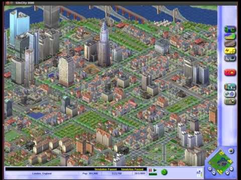 SimCity 3000 in Ubuntu 12.10