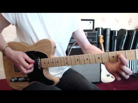 Easy Rock 'n' Roll - Guitar Lesson