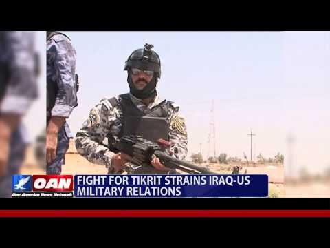 Iraqi US Military Relations