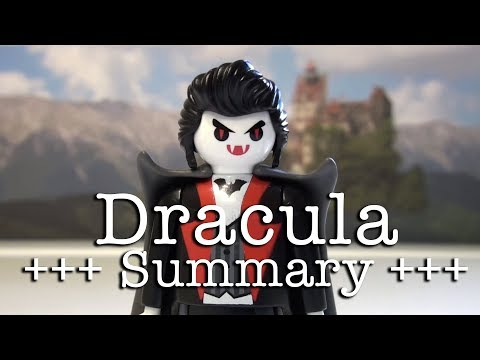dracula summary Dracula bram stoker (1847 and fair maidens who cross paths with the fanged menace (summary by paula) genre(s): horror.