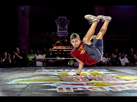Red Bull BC One Cypher 2013 - Kuwait