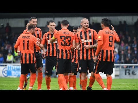 Shakhtar 2-0 Bochum. Highlights (1/07/2017)