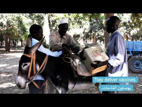 World Humanitarian Day 2014: Sudan's humanitarian heroes