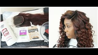 How To Bleach Knots On Your Lace Closure