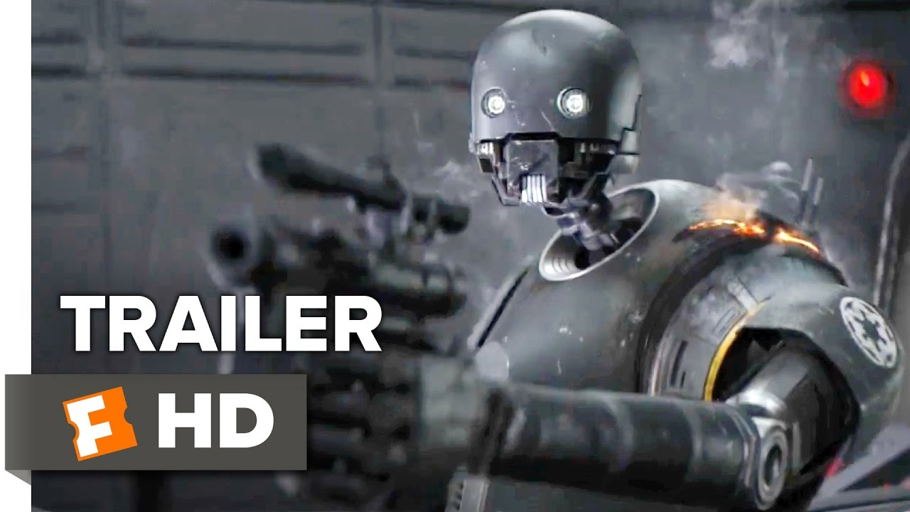 Rogue One: A Star Wars Story Blu-Ray Trailer (2016)   Movieclips Trailers