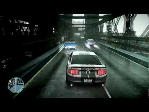 GTA 4 Ultra Graphics Gameplay HD by Hint Vol.4
