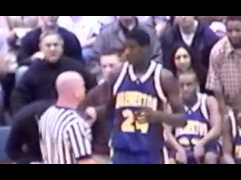 Marvin Williams highlights (Bremerton vs Foss - Feb 21 2004)