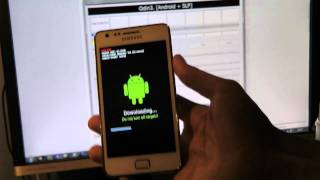 How To Install Android 4.0.3 GT-I9100XXKPA Samsung Galaxy S2 January 2012 Official Samsung Firmware!