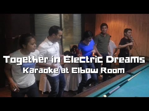 Dancing the LA Walk to 'Together in Electric Dreams' by Phil Oakley thumbnail