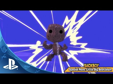 Costumes of Costume Quest 2 Sackboy Exclusive   PS4, PS3