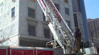 San Diego Fire Rescue - Downtown Hotel