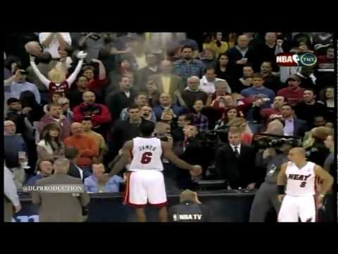 "LEBRON JAMES ""The Right Decision"" Part 1"