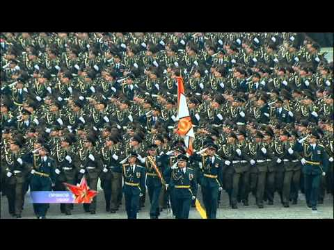 2012 Moscow Victory Day Parade  Парад Победы