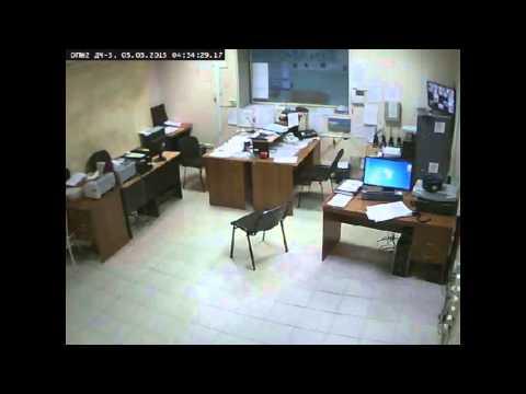 Пьяный зам начальника ОП №2 г. Перми избивает подчиненных