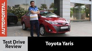 2018 Toyota Yaris Test Drive Review - Autoportal