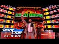 WWE SmackDown LIVE Full Episode, 28 November 2017