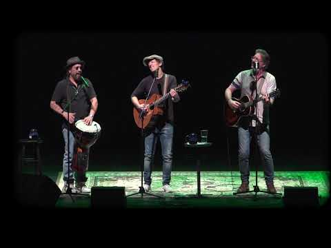 "Gregory Page, Jason Mraz & Toca Rivera ""Live"" @ Bass Concert Hall 12/16/2018"