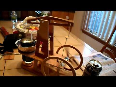 My stirling engine