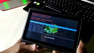 Hard Reset any Tablet /Chinese Android tablet | Easy way.