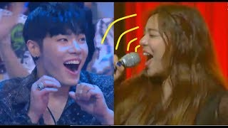 K-Idol/Celebrities Reaction to Ailee's Vocals (???)