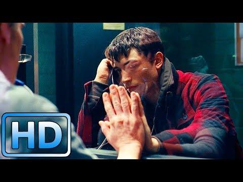 Барри Аллен (Флэш) навещает отца в тюрьме / Лига справедливости (2017)