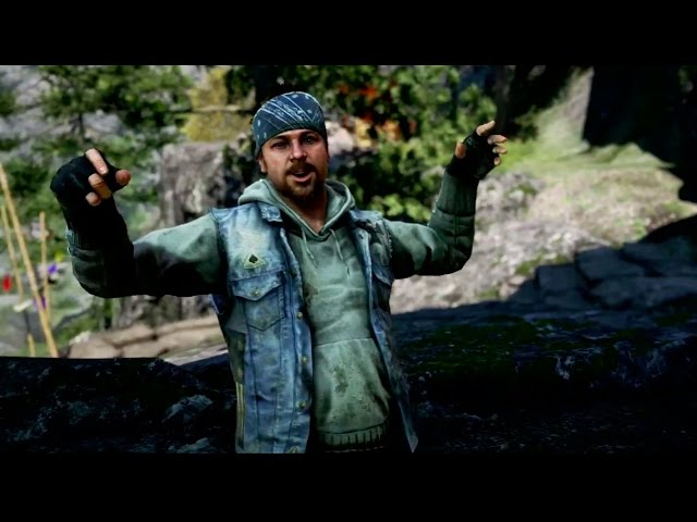 Far Cry 4 Hurk Deluxe Pack Dev Walkthrough