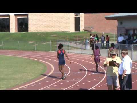 Toombs County High School Track.