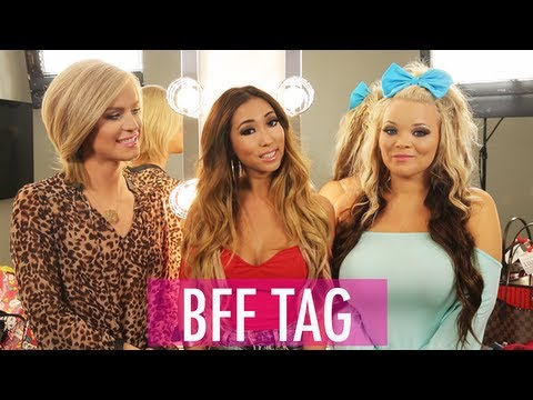 Best Friend Tag With Trisha Paytas And Gigi Gorgeous video