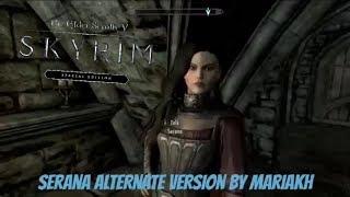 Skyrim SE Xbox One Mods Serana Alternate Version