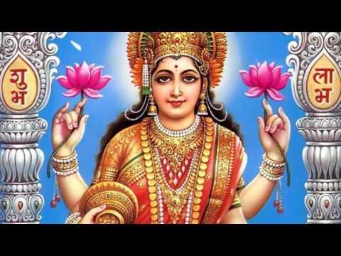 VAIBHAV LAXMI MANTRA - Laxmi Mantra - Mahalaxmi Mantra - Om Mahalaxmi Namo Namah - Manaali thumbnail