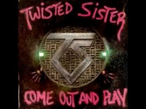 Come Out And Play - Twisted Sister (Full Album)
