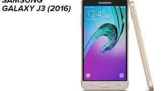 Обзор SAMSUNG J3 2016.
