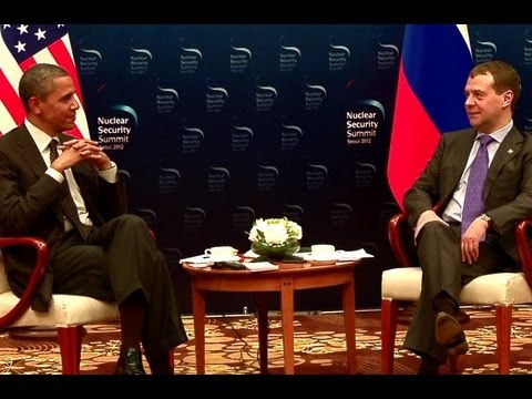 President Obama's Bilateral Meeting with President Medvedev of Russia