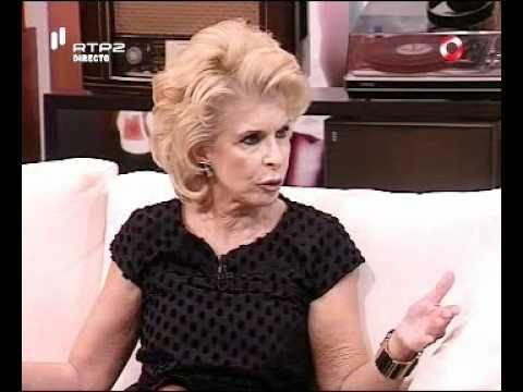 """Lili Cane�as - """"Estar vivo � o contr�rio..."""" / Lu�s Filipe Borges / 5 Para a Meia Noite"""