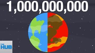 What Will Happen To The Earth In A BILLION Years?