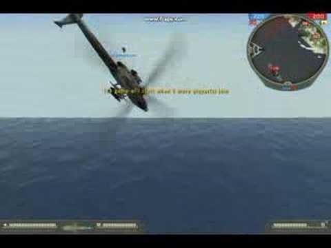 BF2 Amatuer Helicopter Stunts