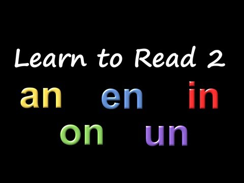 Learn to Read 2: Phonics & Rhyming - The Kids' Picture Show (Fun & Educational Learning Video)